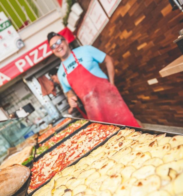 Pizza & Gusto